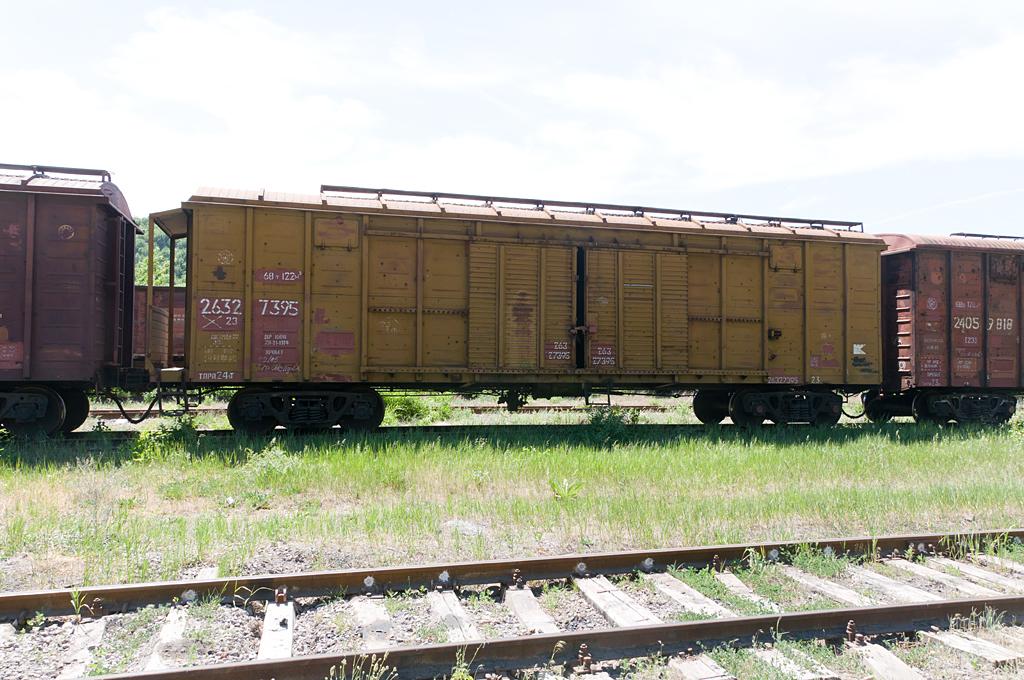 11-276 крытый вагон