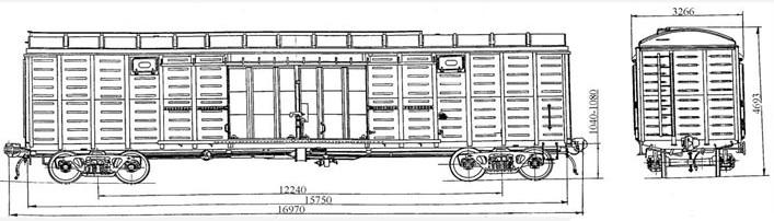 схема крытого вагона 11-280-01