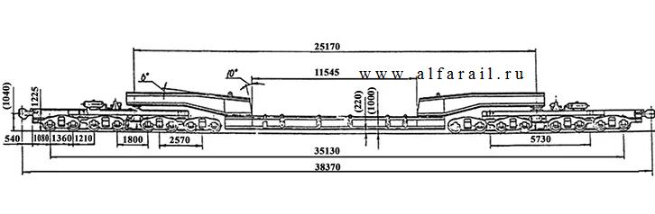 схема транспортера 14-Т105