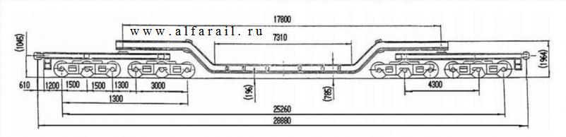схема транспортера 14-Т106