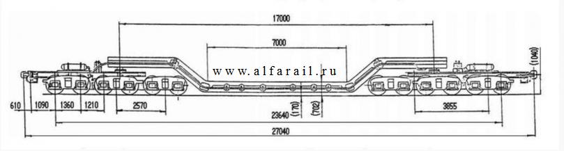 схема транспортера 14-Т109