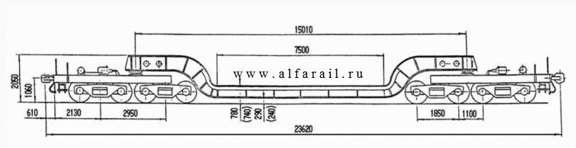 схема транспортера 14-Т110