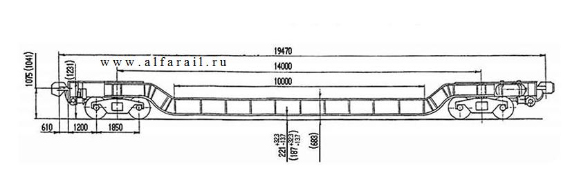 схема транспортера 14-Т116