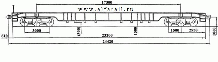 схема транспортера 14-Т203