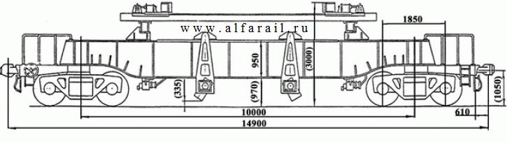 схема транспортера 14-Т205